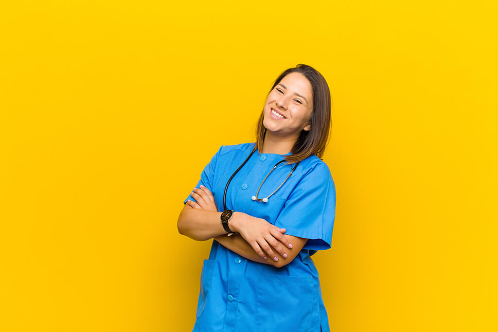 Pflegefachfrau bzw. Pflegefachmann | Quelle: kues1 - Adobe Stock