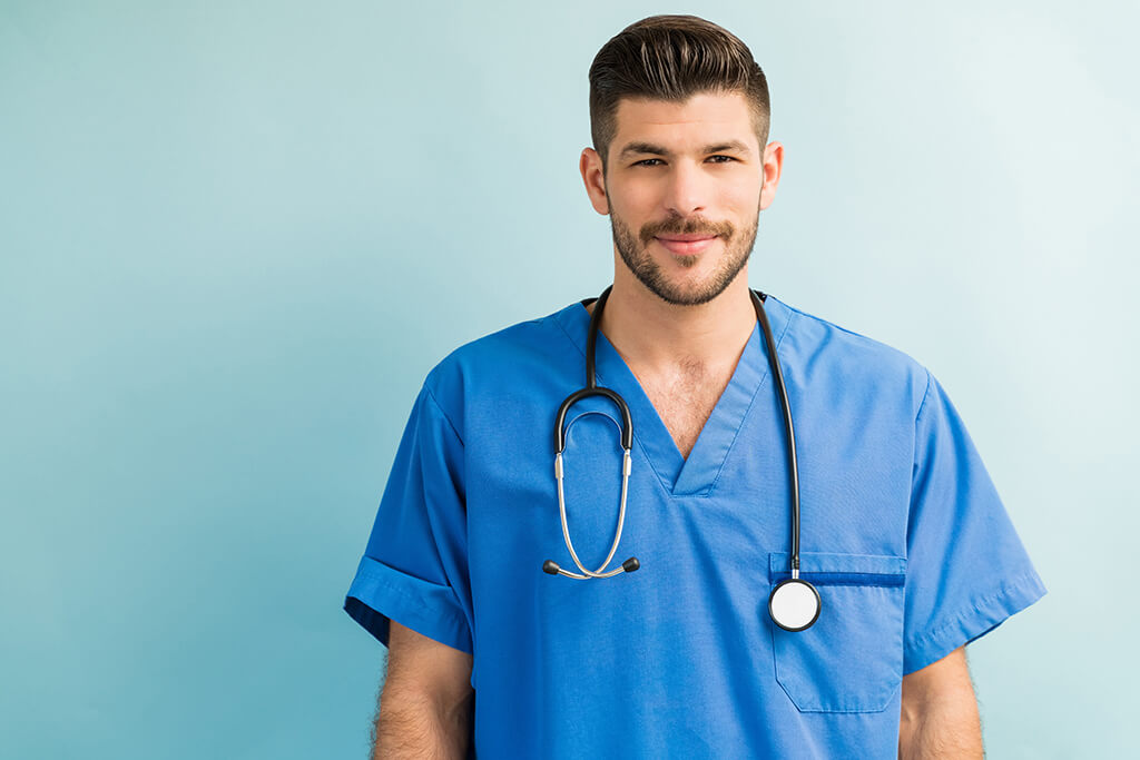 Gesundheits- und Krankenpfleger (m/w/d) | Quelle: AntonioDiaz - Adobe Stock