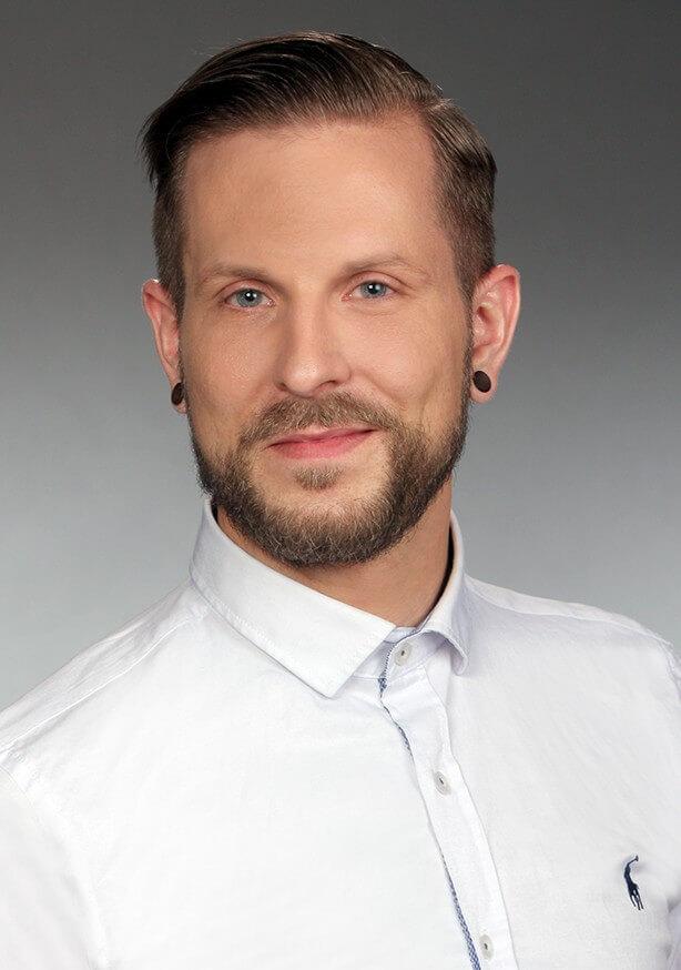 Pflegeexperte Florian Seybecke
